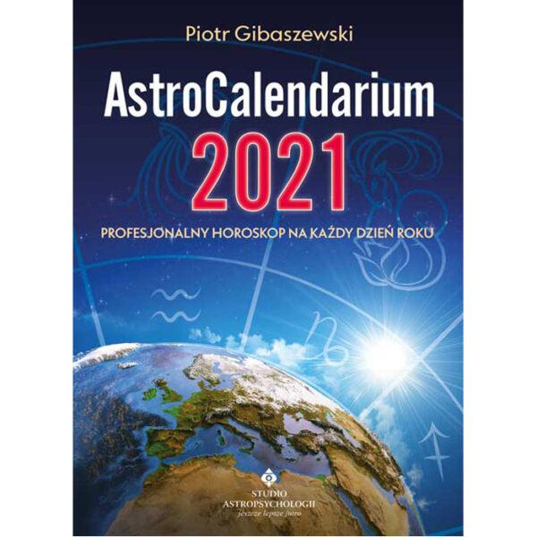 AstroCalendarium 2021 (z autografem autora)