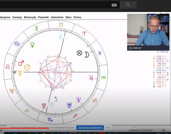 Kurs astrologii dla początkujących (online)