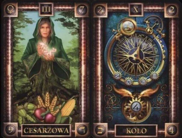 Tarot snów – książka + karty