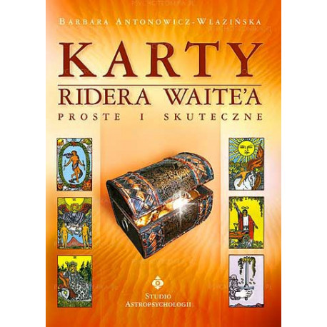 Karty Ridera Waite'a – poznaj znaczenie kart Tarota i naucz się je rozkładać