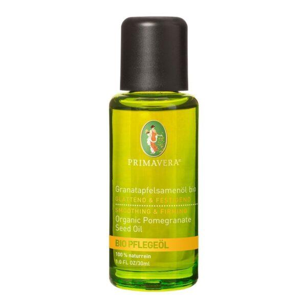 Organiczny Olejek z Pestek Granatu - 30 ml - Primavera