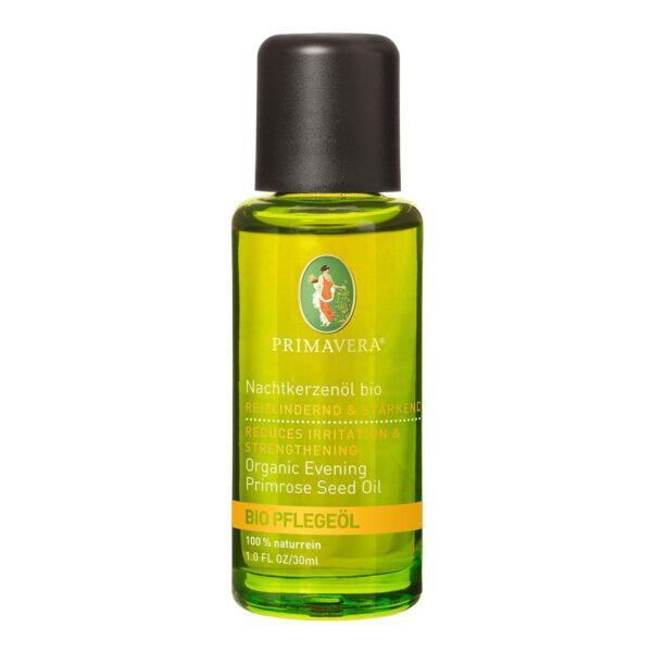 Organiczny Olejek z Nasion Wiesiołka - 30 ml - Primavera
