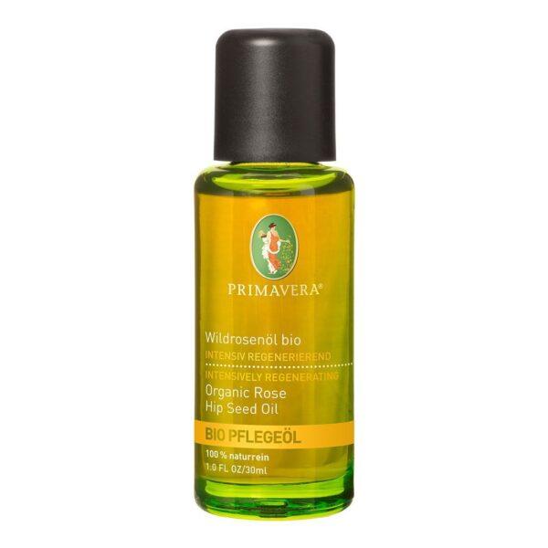 Organiczny Olejek z Dzikiej Róży - 30 ml - Primavera