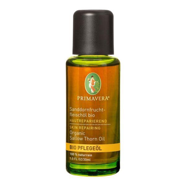 Organiczny Olejek z Rokitnika - 30 ml - Primavera