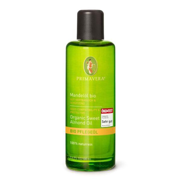 Organiczny Olejek ze Słodkich Migdałów - 500 ml - Primavera