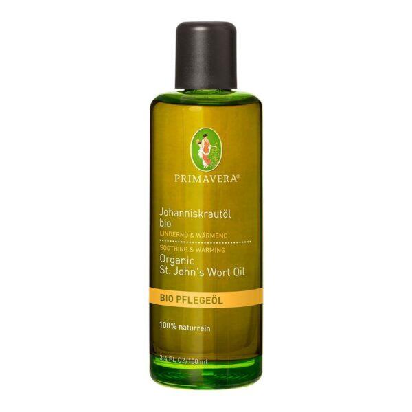 Organiczny Olejek z Dziurawca - 50 ml - Primavera
