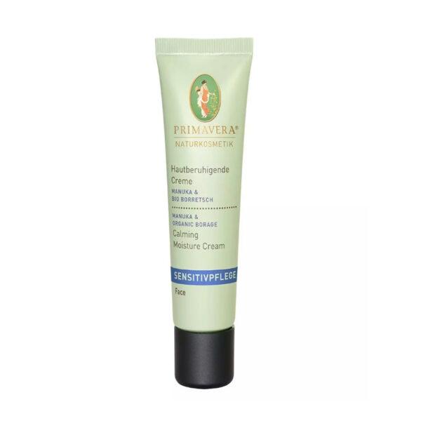 Kojący krem do twarzy Manuka - 30 ml - Primavera