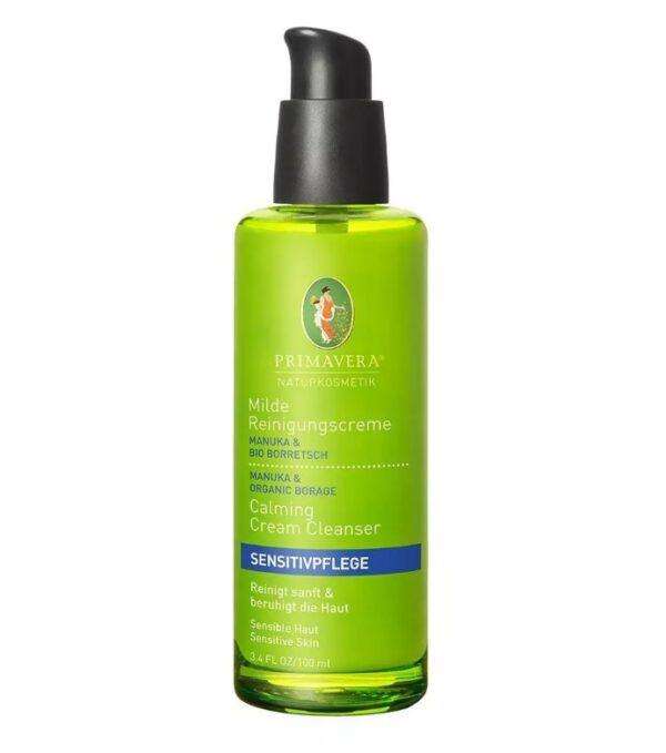 Łagodny krem oczyszczający Manuka - 100 ml - Primavera