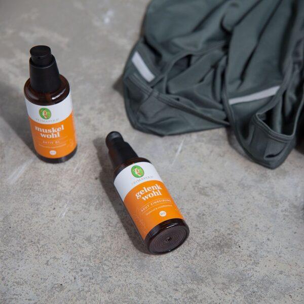 Organiczny Olejek Rozluźniający Napięcie w Stawach - 50 ml - Primavera