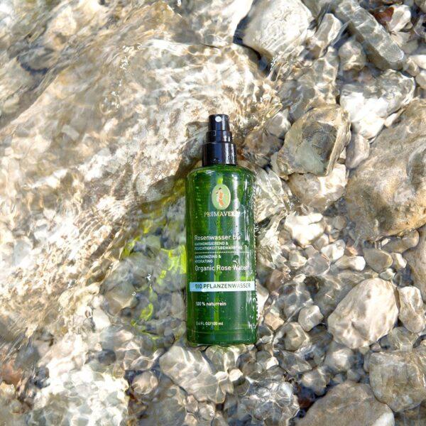 Organiczny Hydrolat Różany - 100 ml - Primavera