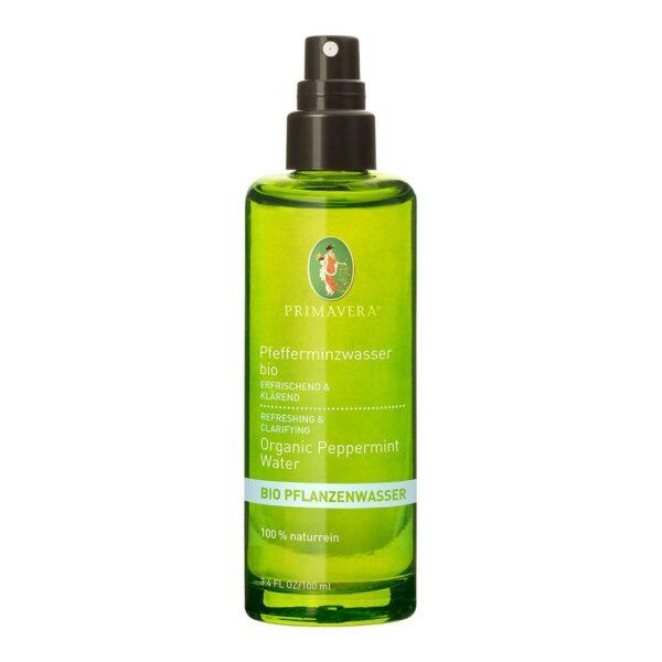 Organiczny Hydrolat Miętowy - 100 ml - Primavera